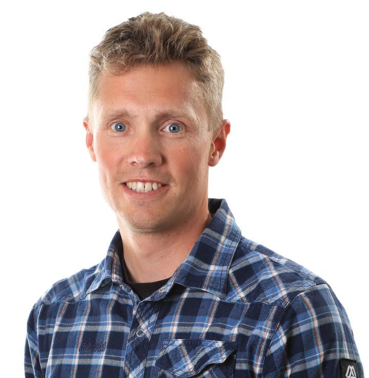 Fredrik Svelander virkesköpare Jämtland