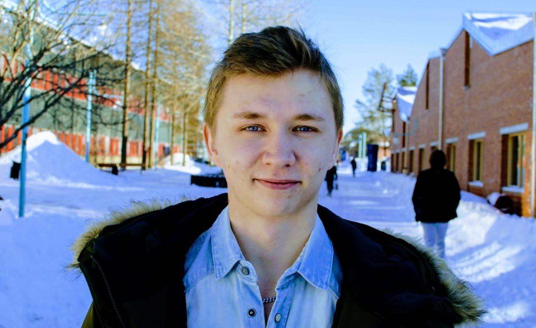 David Sandlund Sommarjobb