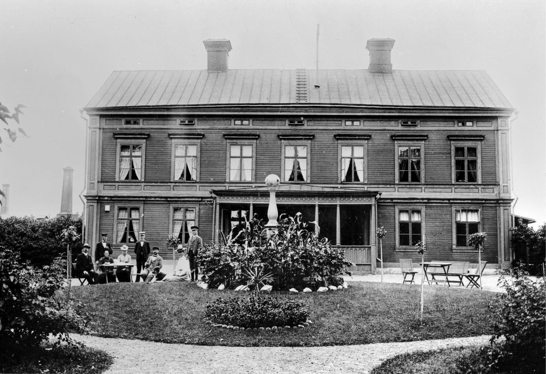 Galtström 1900