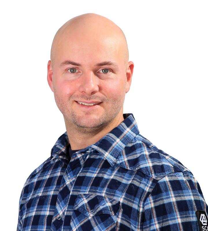 Krister Westberg,  virkesköpare Jämtland