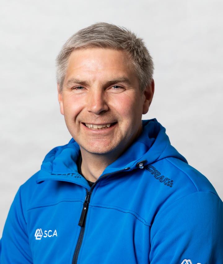 Christer Jacobson skogsbruksplanlägare Hälsingland