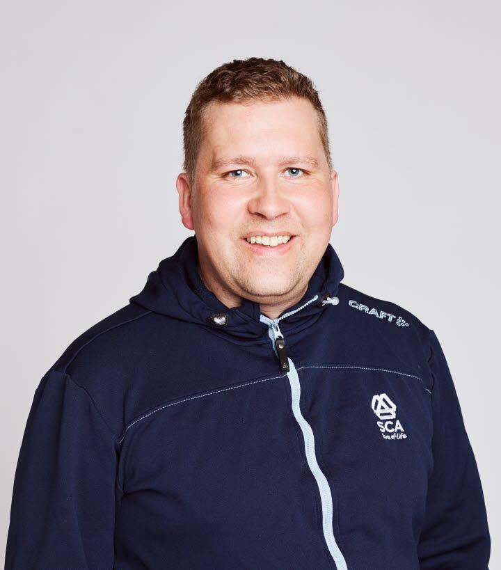 Petter Huuva virkesköpare Norrbotten