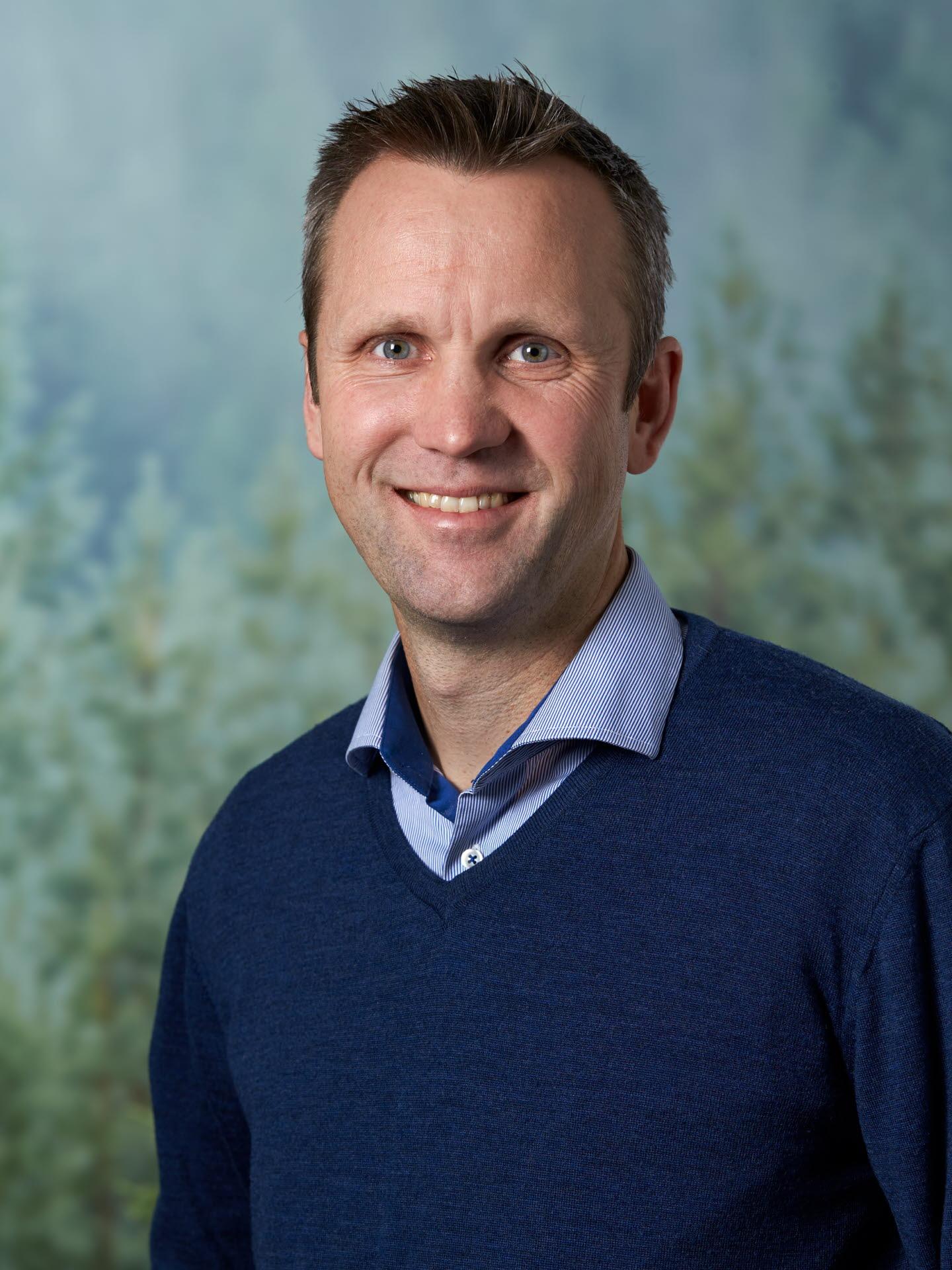 Magnus Wikström