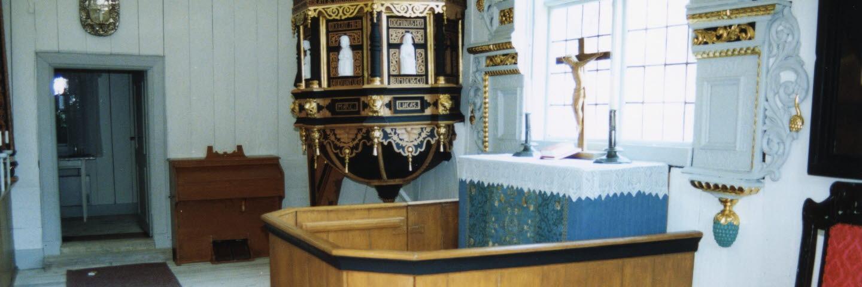 Galtström kapell