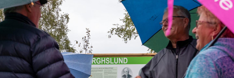 Invigning Wiborghslund