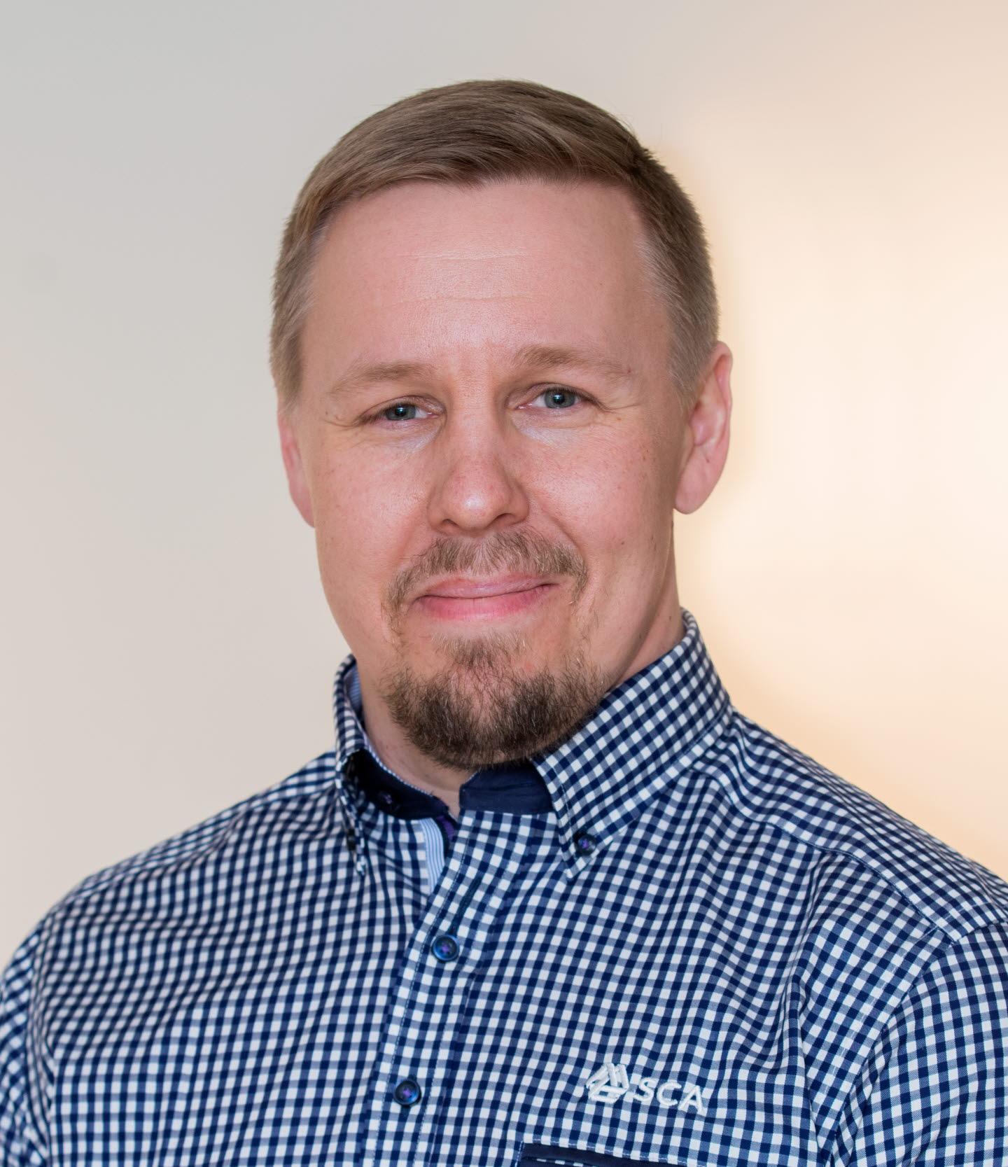 Leif Persson, SCA Skog.