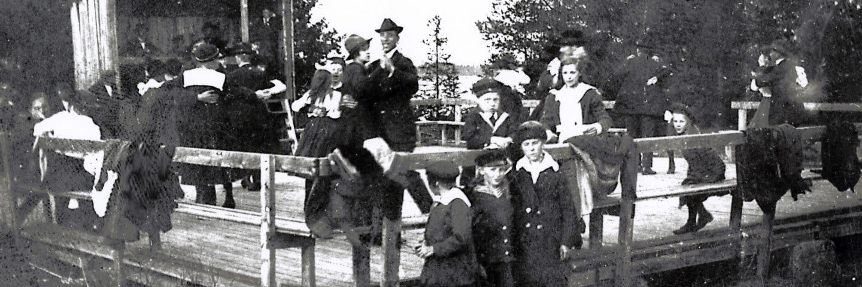 Galtströms dansbana 1920