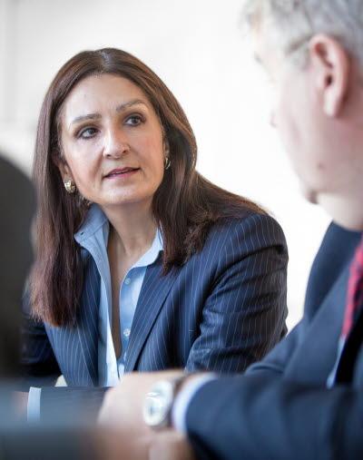 Barbara Milian Thoralfsson, styrelse, board, SCA