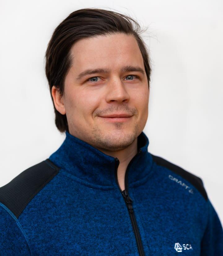 Tobias Molin, virkesköpare Medelpad