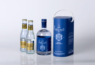 Gin and Tonic packaging