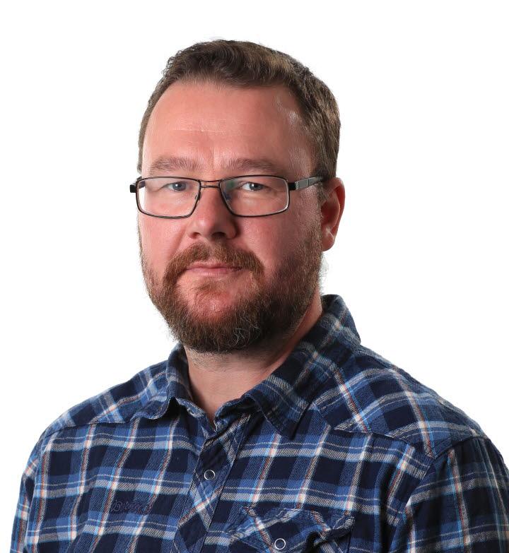 Leif Härjegård virkesköpare Jämtland