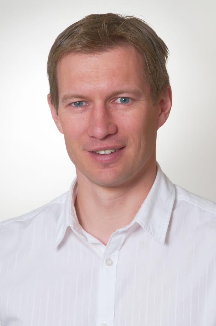 Lars Gustavsson, project leader windpower at SCA Energy, SCA Forest Products.Lars Gustavsson, projektledare med inriktning vindkraft, SCA Energy, SCA Forest Products.