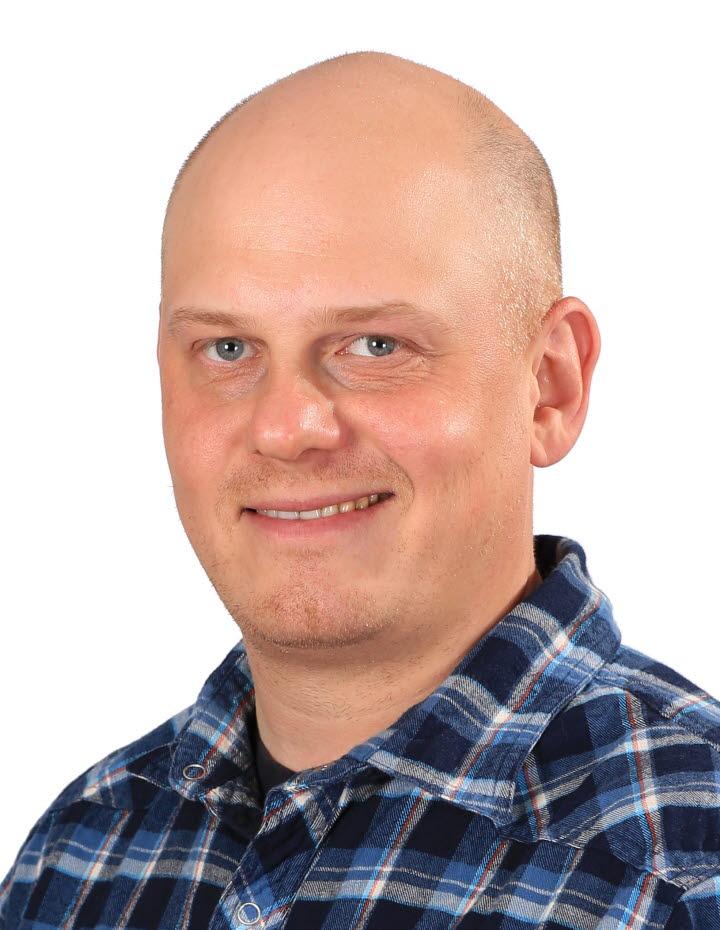 Jonas Hamner SCA - Virkesköpare Jämtlands skogsförvaltning