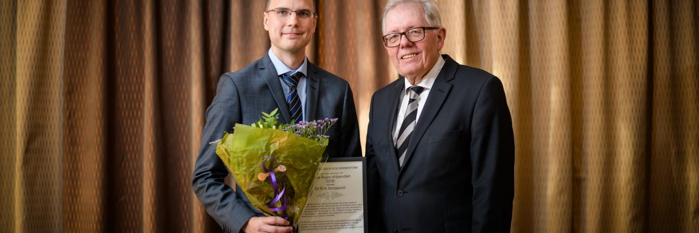 Erik Borgqist och Alf de Ruvo