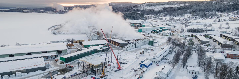Bollsta sågverk januari 2021