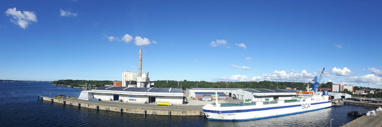 Kiel Terminal