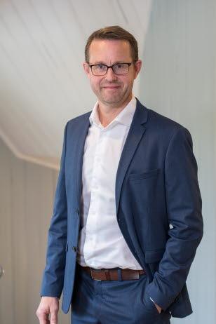 Jerry Larsson, chef Trä.