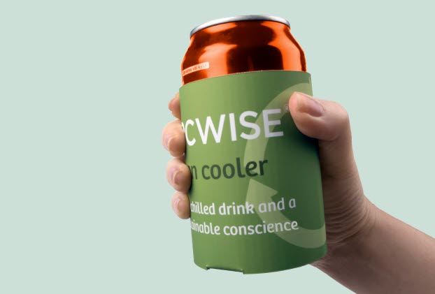 Arcwise can cooler