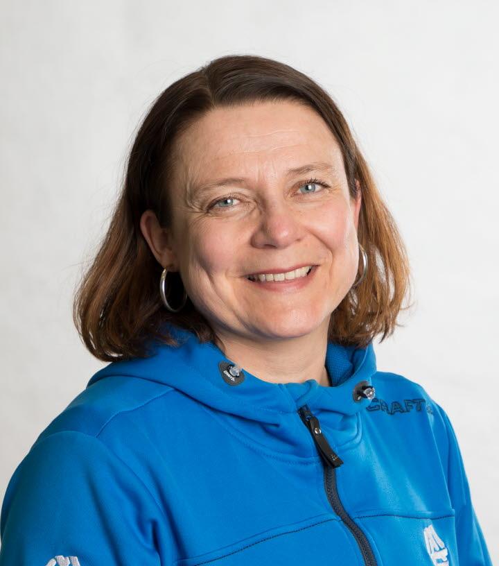 Ylva Bylin, adminsitratör Medelpad