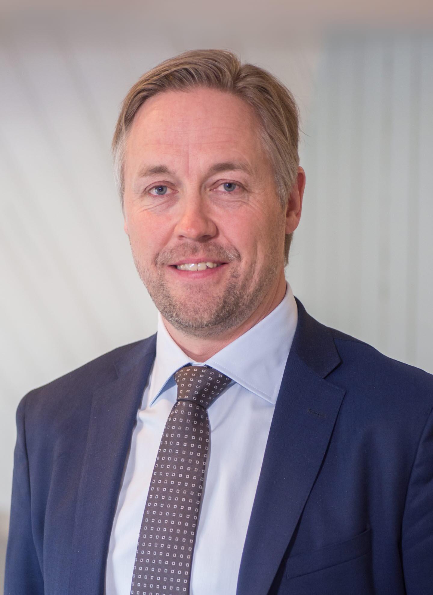 Jonas Mårtensson, SCA Timber.