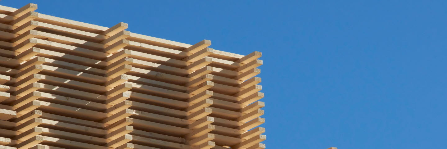 Solid-wood products, Rundvik sawmill, SCA Timber, SCA Forest Products.