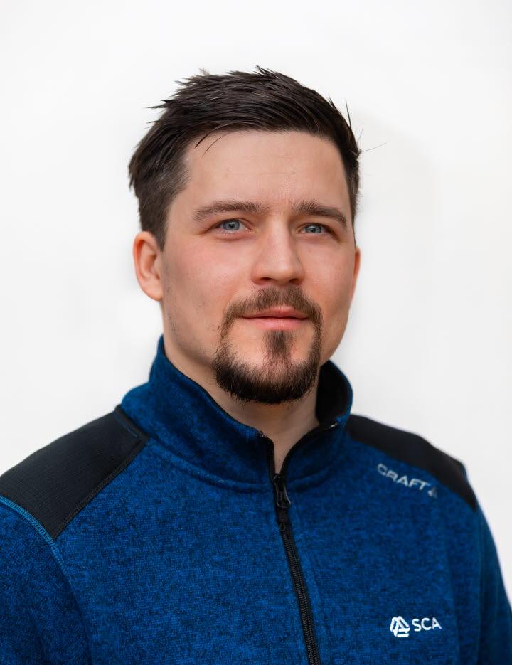 Daniel Molin virkesköpare Medelpad