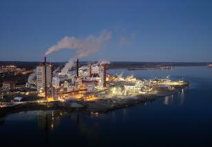 Östrands massafabrik