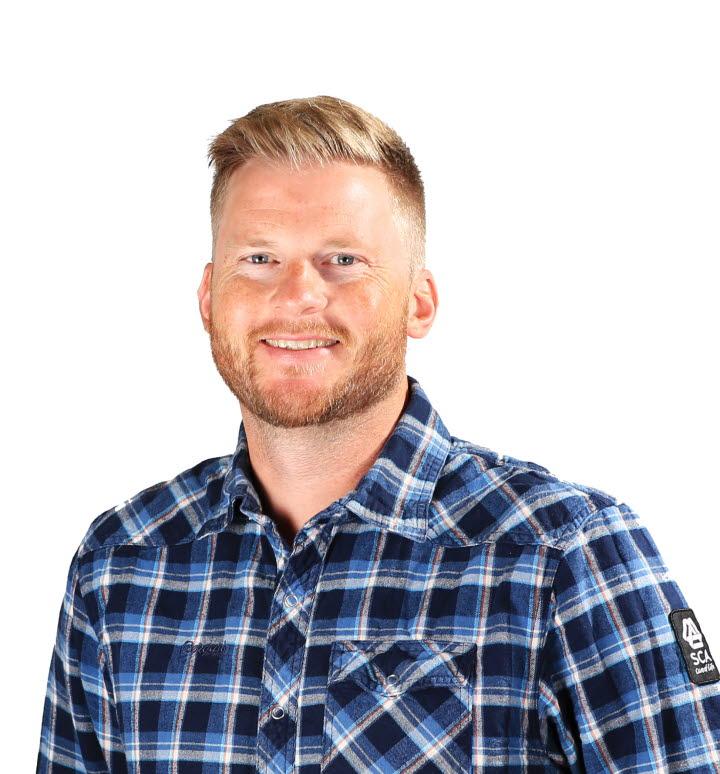 Johan Nilsson, virkesköpare Jämtland