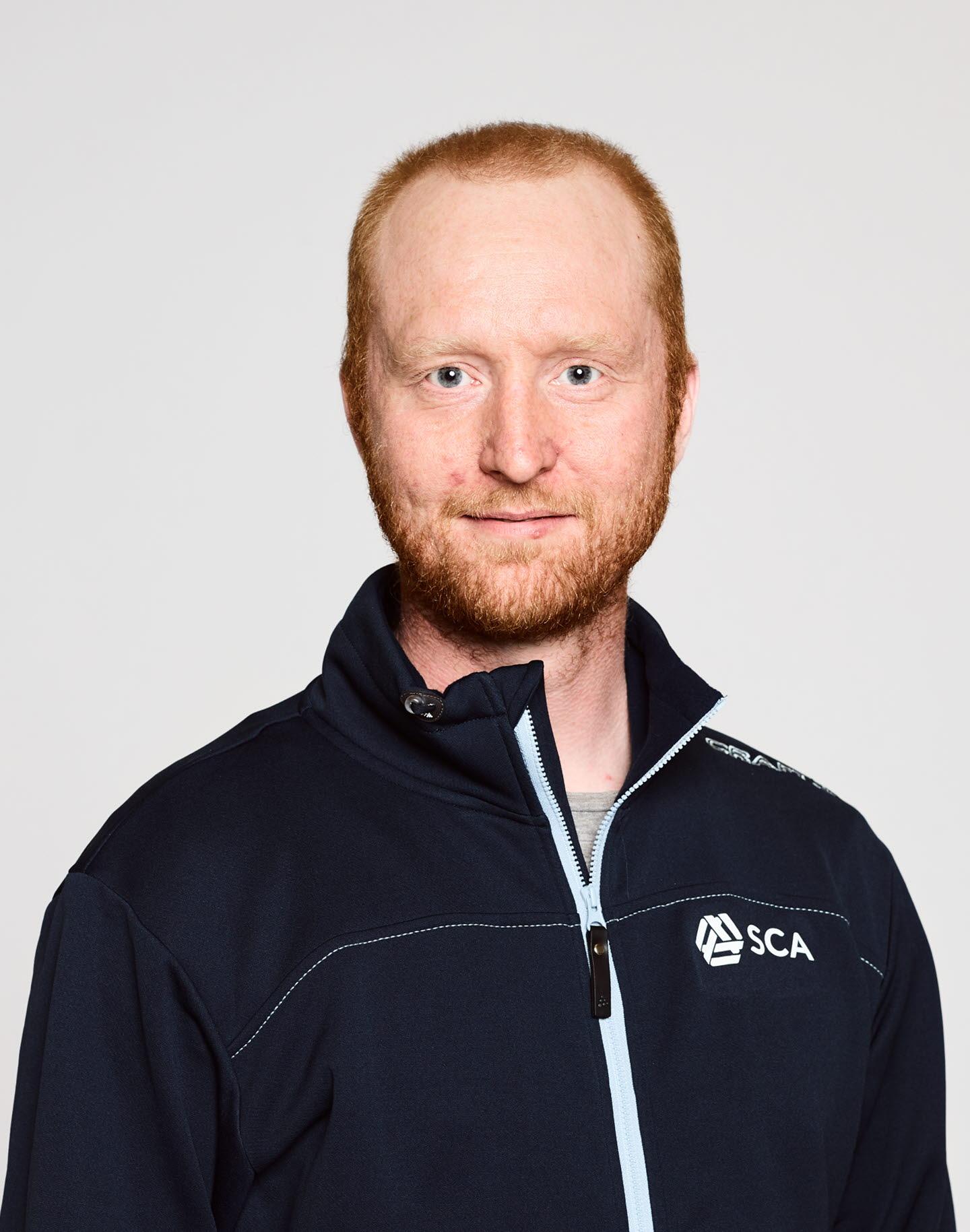 Erik Johanson virkesköpare Norrbotten