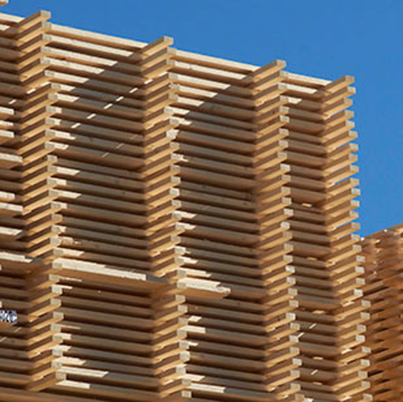 Anpassade träprodukter
