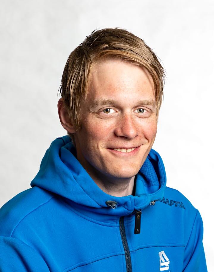 Emil Gunnarsso, virkesköpare Medelpads skogsförvaltning.