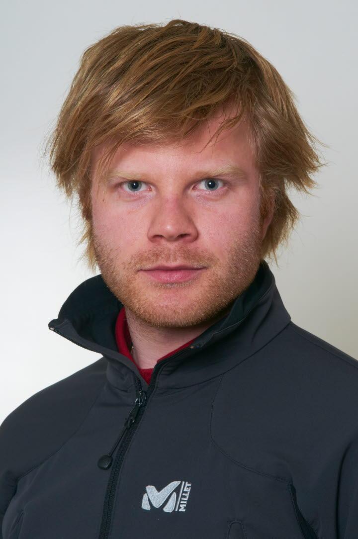 Fredrik Gardmo, stab teknik- och verksamhetsutveckling, SCA Skog, SCA Forest Products.
