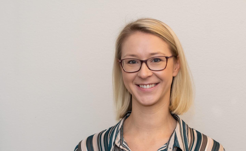Therese Nylander, affärsutvecklare bioraffinaderi, Förnybar energi.