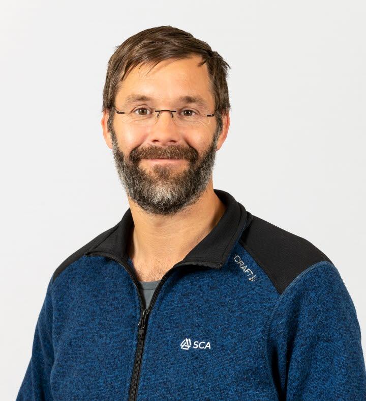 Karlolof Boman, virkesköpare Västerbotten