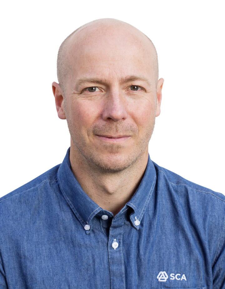 Magnus Björk, virkesköapre Norrbotten