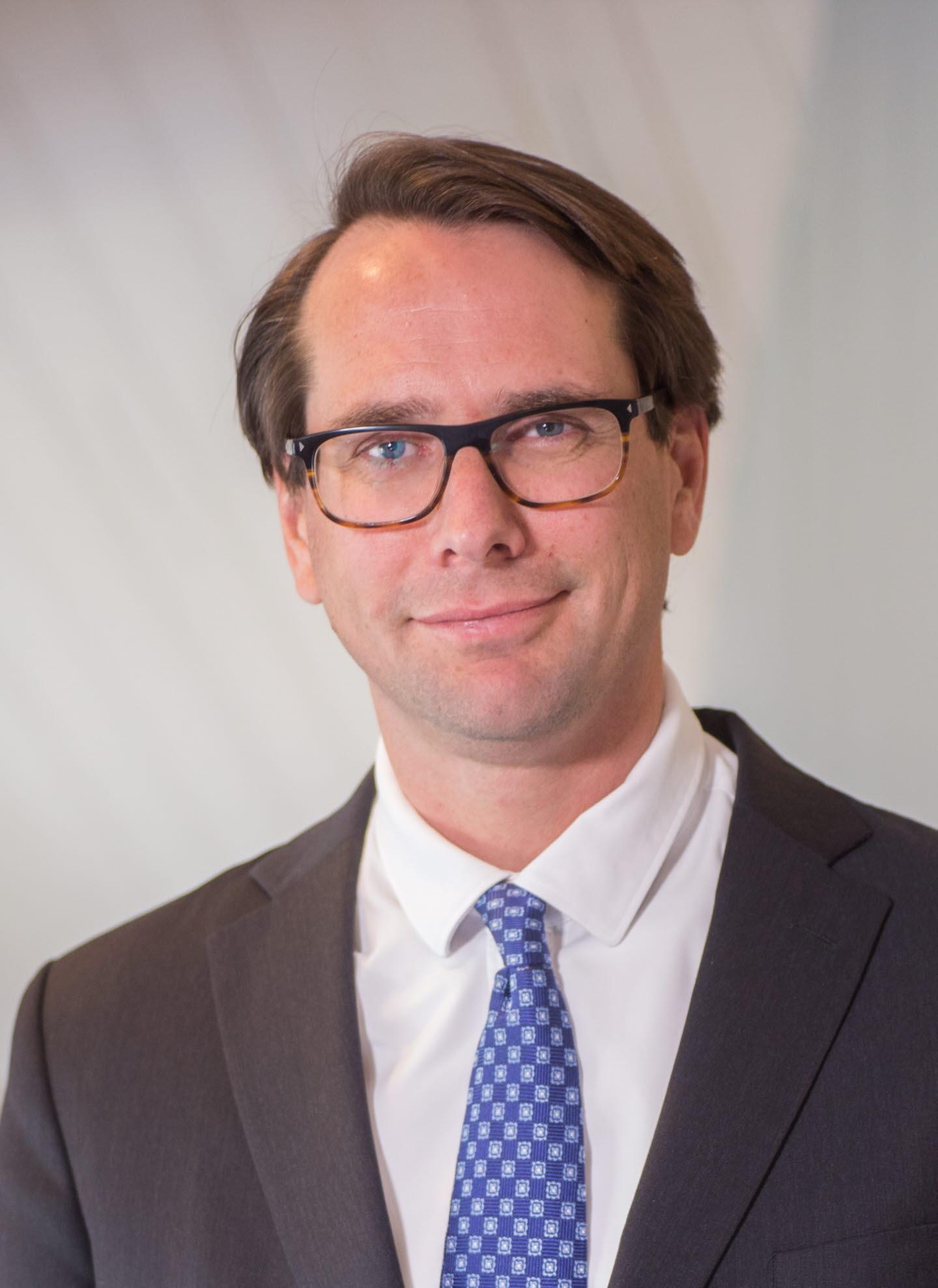 Toby Lawton, ekonomi– och finansdirektör, SCA.