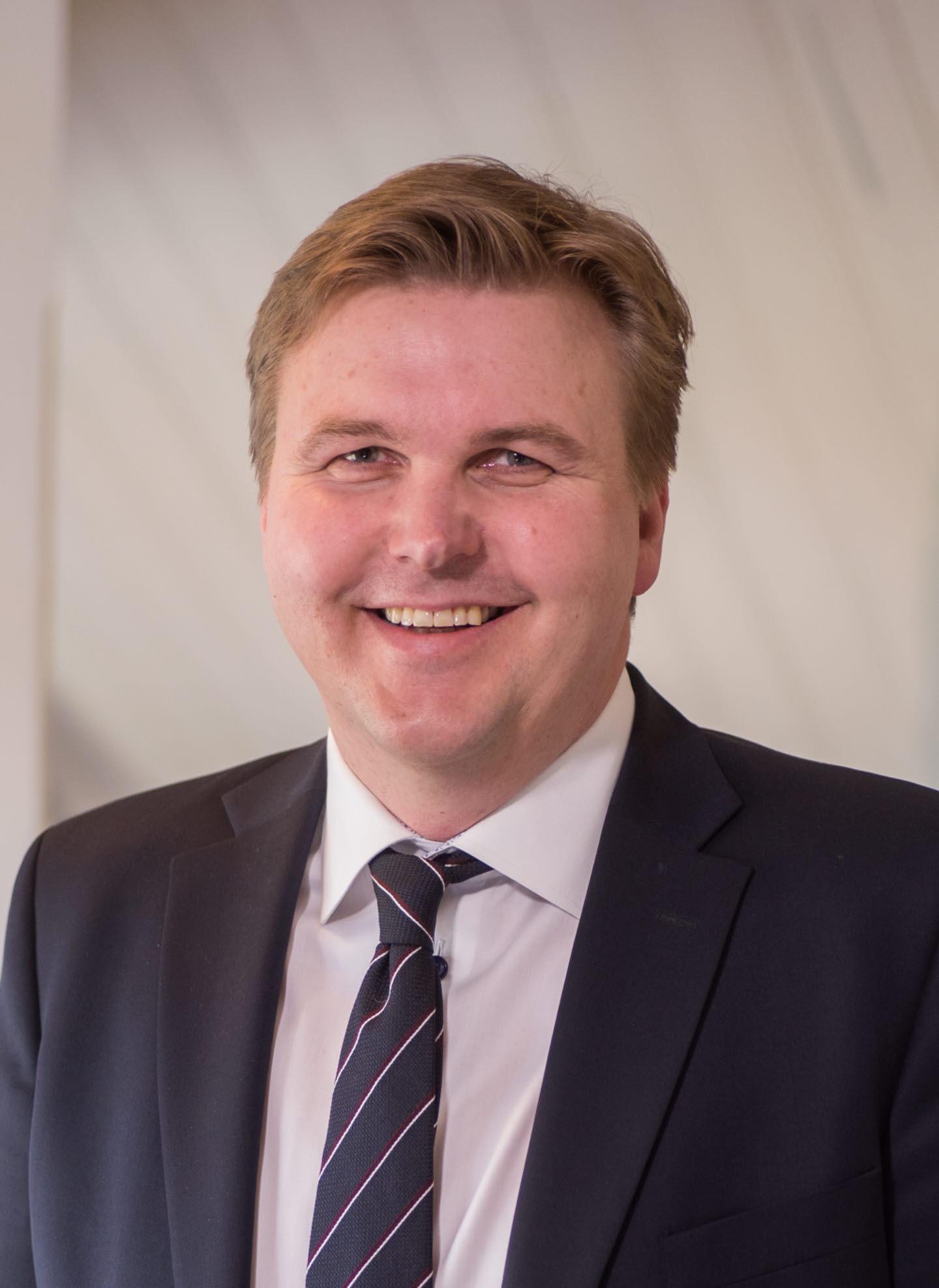 Mikael Källgren, SCA Energy.