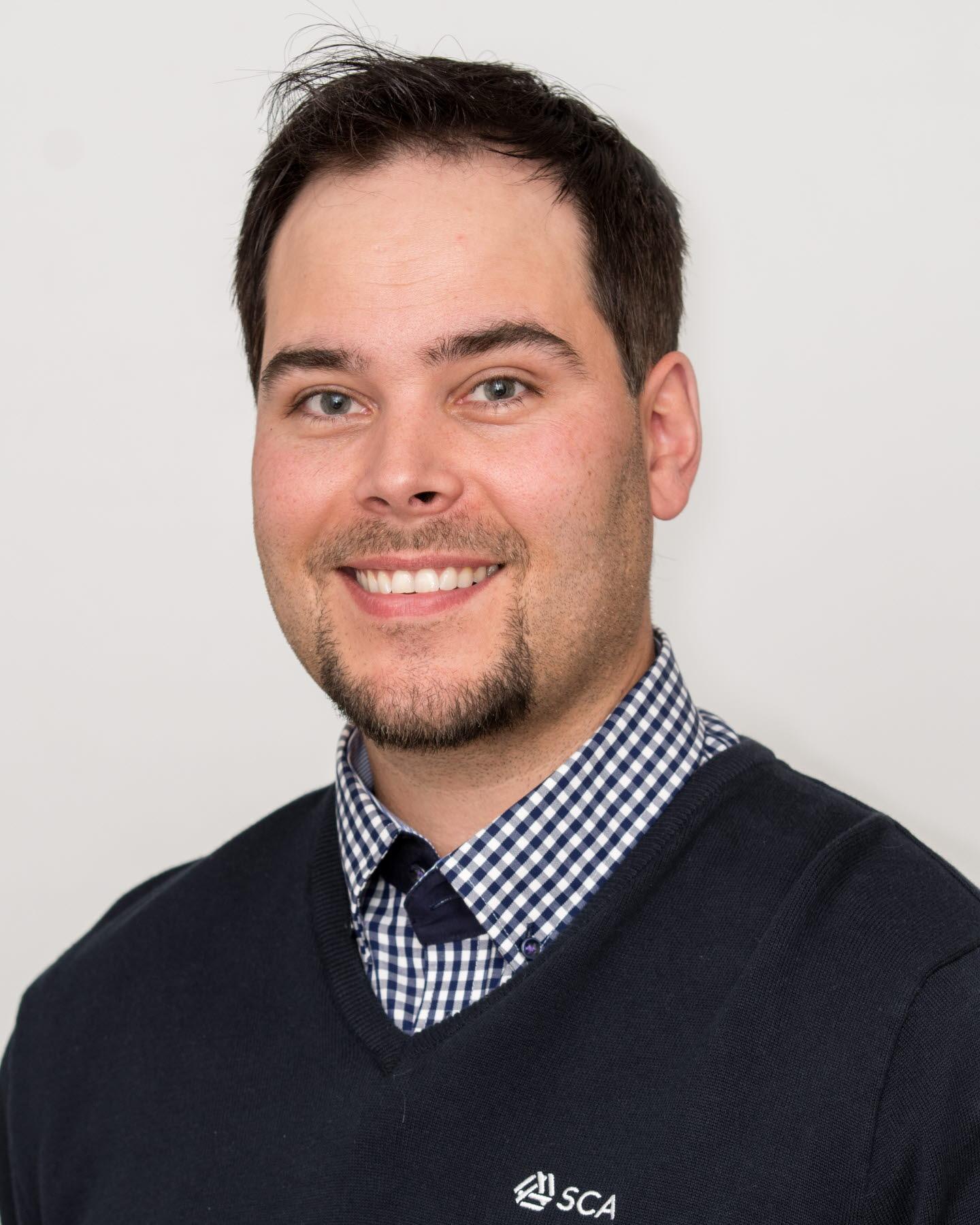 Marcus Larsson Ångermanlands skogsförvaltning.