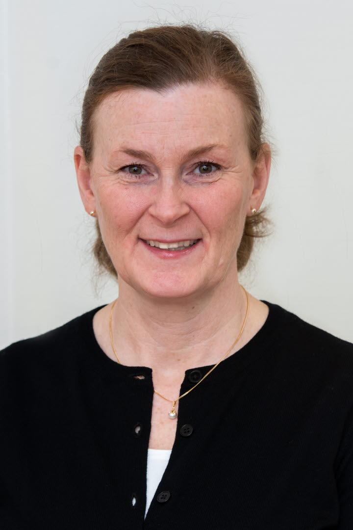Catrin Forsberg, fabrikschef Östrand.