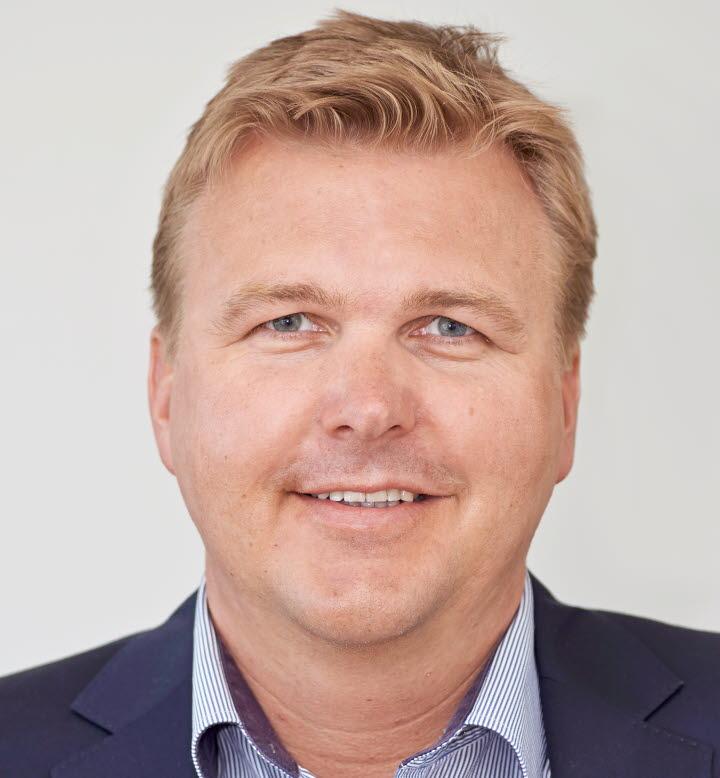 Mikael Källgren, vd SCA Energy, SCA Forest Products. Tillträder tjänsten 1 oktober 2015.