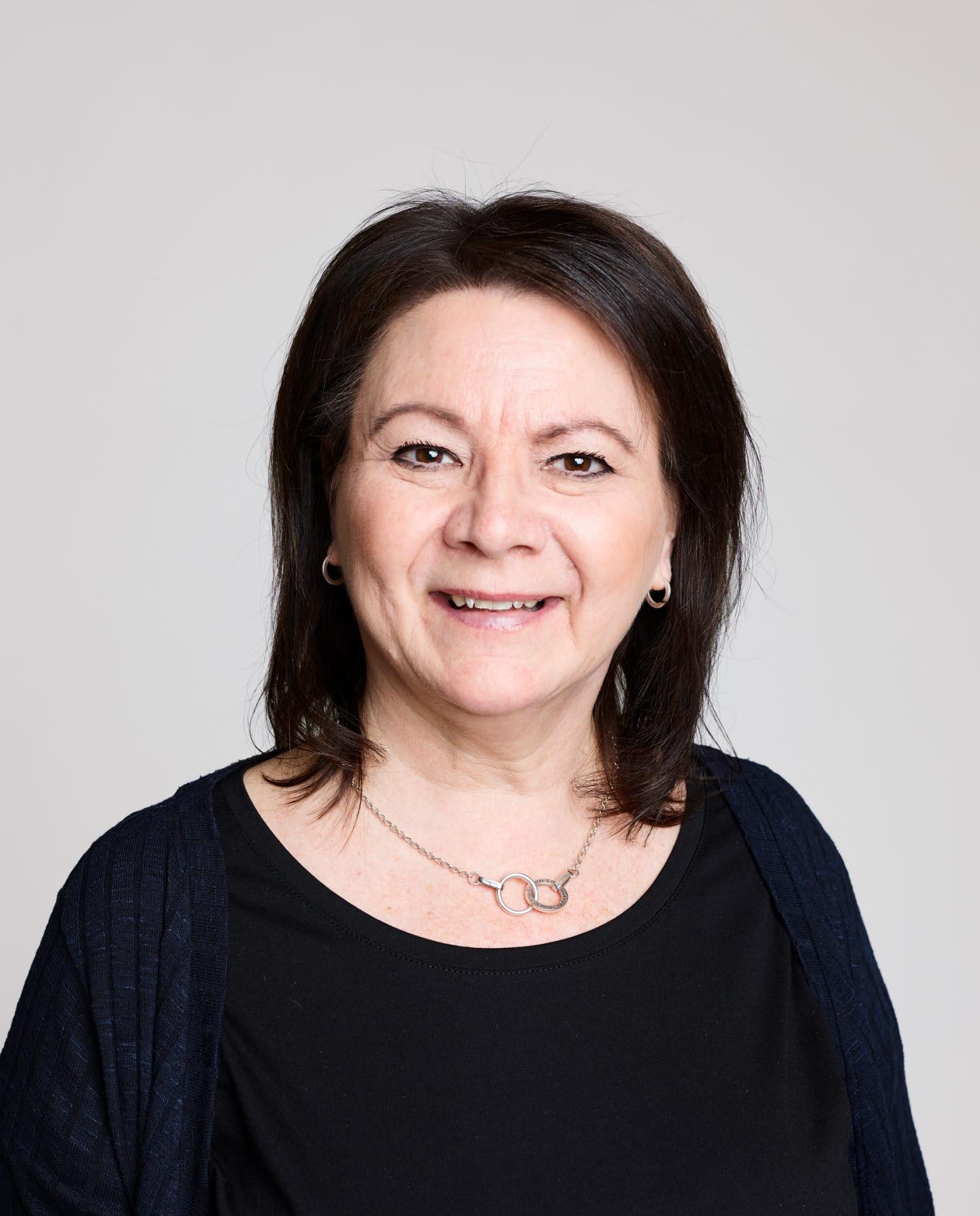 Ann-Chatrine Nilsson administratör Norrbotten