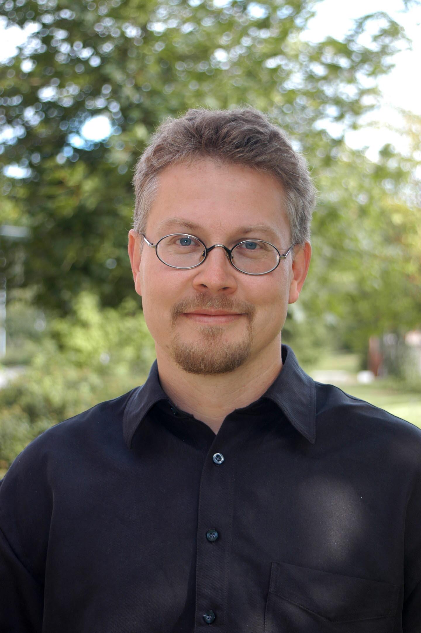 Christer Fält, miljöchef vid stab teknik, SCA Forest Products.