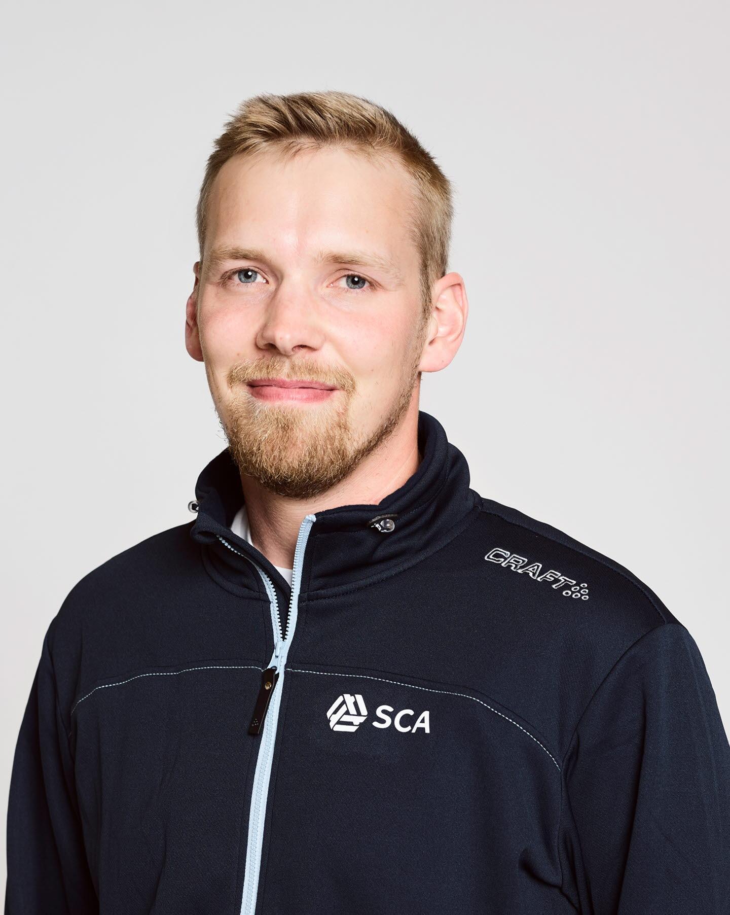 Gustav Persson virkesköpare Norrbotten