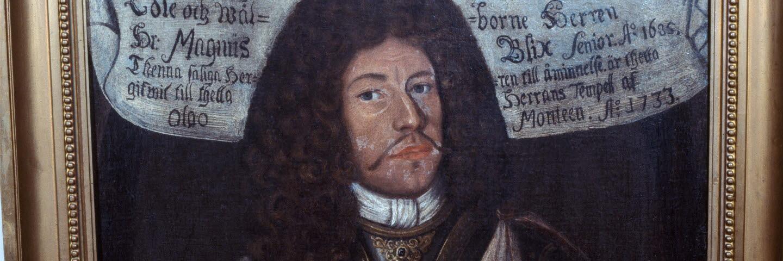 Galtströms grundare