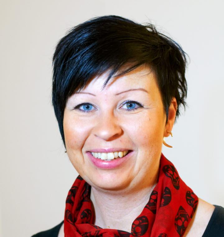 Erica Lindgren, SCA Östrand, SCA Forest Products.