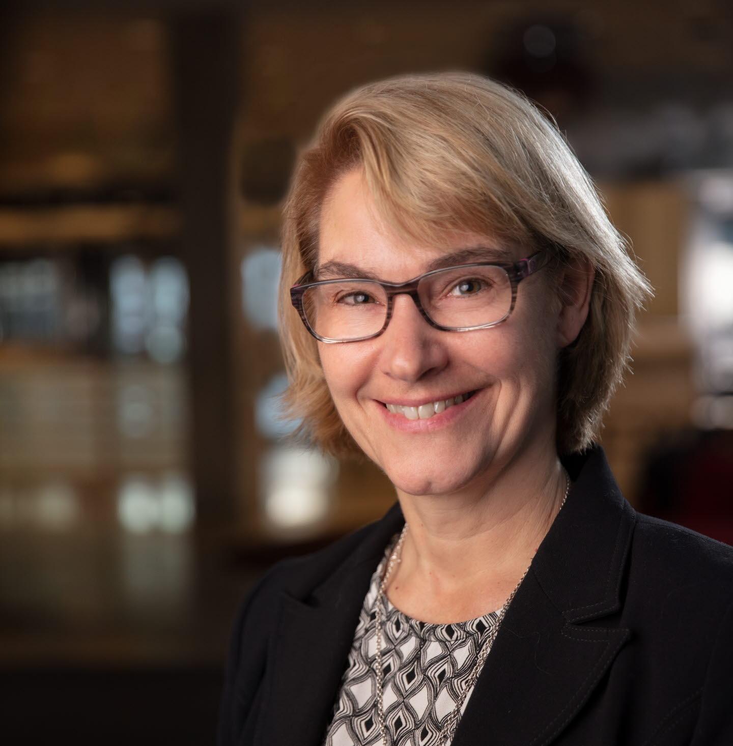 Katarina Kolar, hållbarhetschef.