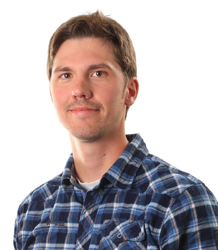 Anders Johansson, virkesköpare Jämtland