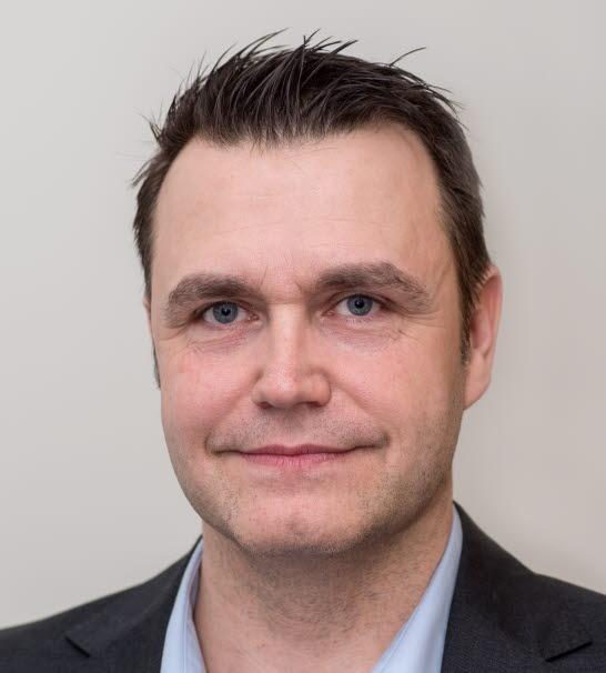 Roger Östlin, SCA Energy.