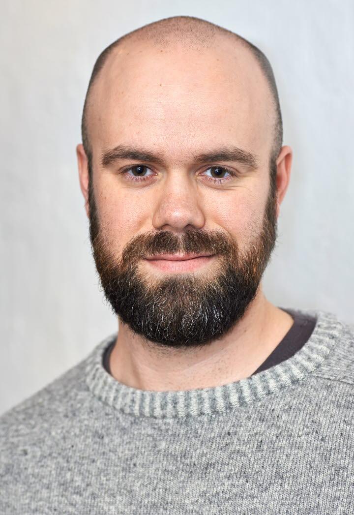 Joakim Halvarsson, driftledare Norrbränslen, SCA Energy, SCA Forest Products.