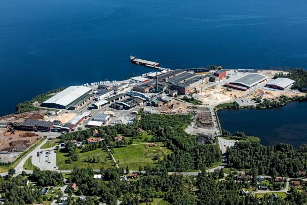 Rundviks sågverk, SCA Timber.